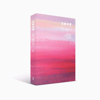 BTS - HYYH [THE NOTES 2] (Spanish  Ver.)