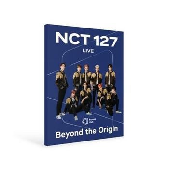 NCT 127 - Beyond LIVE BROCHURE NCT 127 [Beyond the Origin] (Photobook)