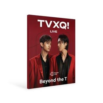 TVXQ  -Beyond LIVE BROCHURE  TVXQ! [Beyond the T]