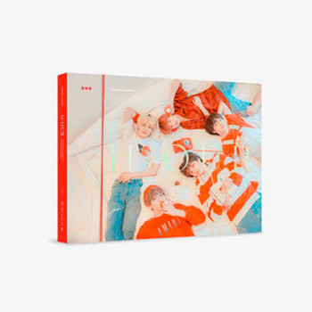 TXT(TOMORROW X TOGETHER) - The 2nd Photobook H:OUR