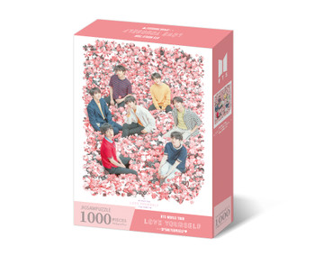 BTS - Jigsaw Puzzle [LOVE YOURSELF: SPEAK YOURSELF]