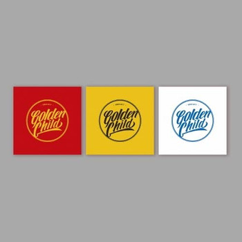 GOLDEN CHILD - 2nd Single(PUMP IT UP) + Poster