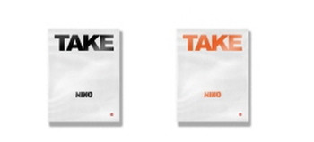 WINNER MINO - 2nd FULL [TAKE] : (TAKE #1 ver. / TAKE #2 ver.) + Poster