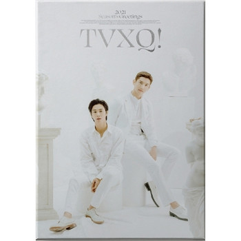 TVXQ - 2021 SEASON'S GREETINGS + interAsia gift (All member photocard Set)