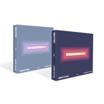 ENHYPEN - 1st Mini [BORDER : DAY ONE] + Poster + Weverse Gift (Random ver.)