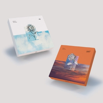 Park Yoo Chun - Album [RE:mind] (Day Ver.) (A:Day / B:Night ver.)