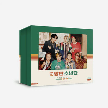 BTS - 2021 SEASON'S GREETINGS