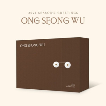 ONE SEONG WU - 2021 SEASON'S GREETINGS