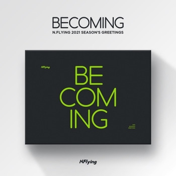 N.Flying - 2021 SEASON'S GREETINGS [BECOMING]