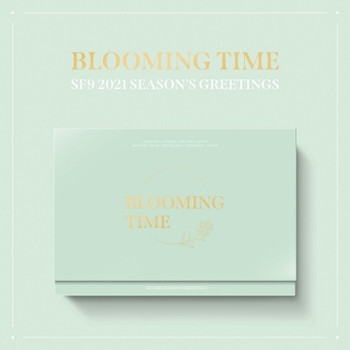 SF9 - 2021 SEASON'S GREETINGS [BLOOMING TIME]