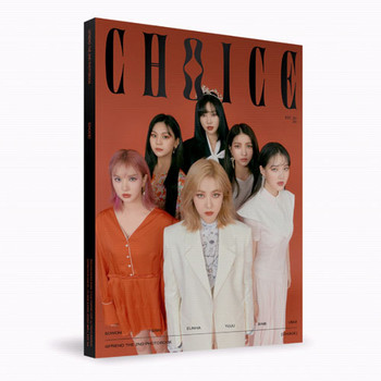GFRIEND - The 2nd Photobook [CHOICCE]