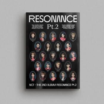 NCT - THE 2ND ALBUM RESONANCE PT.2 (ARRIVAL VER.)