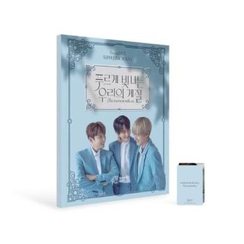 Super Junior - K.R.Y. - Beyond LIVE BROCHURE SUPER JUNIOR [The moment with us]