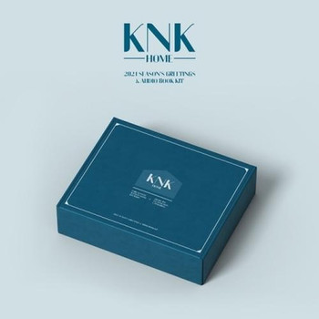 KNK - 2021 SEASON'S GREETINGS & AUDIO BOOK KIT