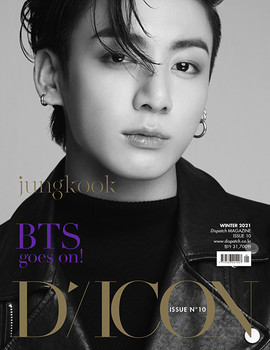 D-icon - vol.10 BTS goes on!  (Member Ver.)