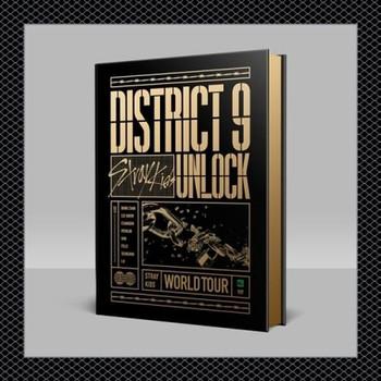[DVD] Stray Kids - Stray Kids World Tour [District 9 : Unlock' in SEOUL