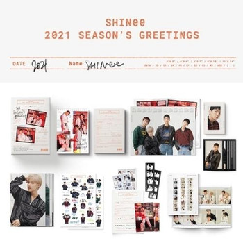 SHINee - 2021 SEASON'S GREETINGS