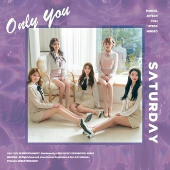 SATURDAY - 5th Single [Only You]