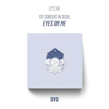 IZ*ONE - 1ST CONCERT IN SEOUL [EYES ON ME] DVD