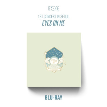 IZ*ONE ONLINE CONCERT [EYES ON ME]  BLU-RAY