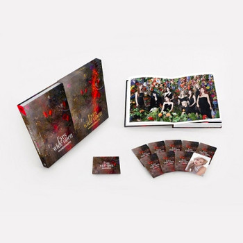 [Photobook] TWICE - TWICE MONOGRAPH [Eyes Wide Open] (Limited Edition)