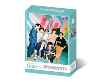 BTS -  'Dynamite' Puzzle 735x510(mm) 1000p [MINT]