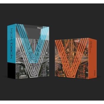 [Kit] WayV - 3th Mini [Kick Back] (Random Ver.) + Poster