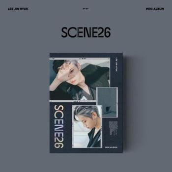 LEE JIN HYUK - 3nd Mini [SCENE26] REEL Ver. + Poster