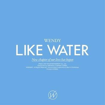 WENDY - 1st Mini [Like Water] Photo Book Ver.