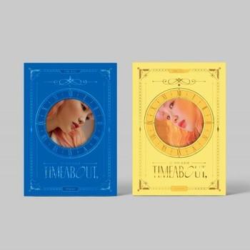YUKIKA - 1sr Mini [timeabout,] 2 Set Ver. + Poster