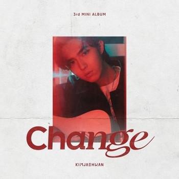 KIM JASHWAN - 3rd Mini  [Change] ing ver. + Poster