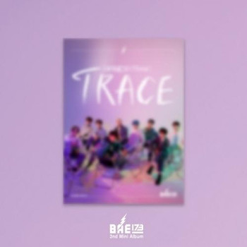 BAE173 - 2nd Mini [INTERSECTION : TRACE] + Poster