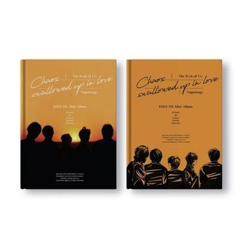 DAY6 - 7th Mini [The Book of Us : Negentropy - Chaos swallowed up in love] Random Ver. + Poster