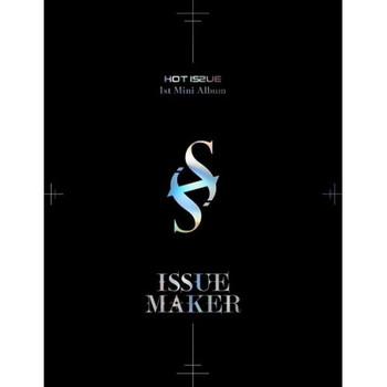 HOT ISSUE - 1st Mini [ISSUE MAKER] + Poster