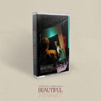 YESUNG - 4th Mini [Phantom Pain] (Cassette Tape Ver.) (Random Ver.)