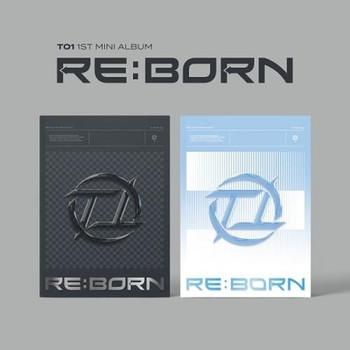TO1 - 1st Mini [RE:BORN] 2 Set Ver.