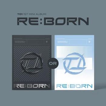 TO1 - 1st Mini [RE:BORN] Random Ver.