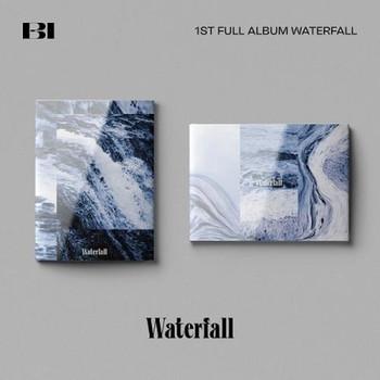 B.I - 1st Full Album [WATERFALL] Random Ver.