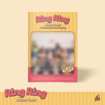 ROCKET PUNCH - 1st Single [Ring Ring] + Poster
