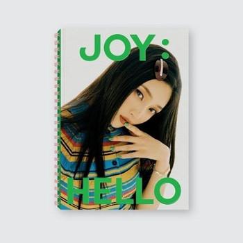 JOY - Special Album [Hello] Photo Book Ver. + Poster