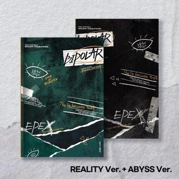 EPEX - 1st EP [Bipolar Pt.1 불안의 서] 2 Set Ver. + Poster