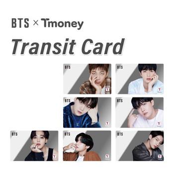 BTS - Mirror Transit Card (T-money card, 1pcs)