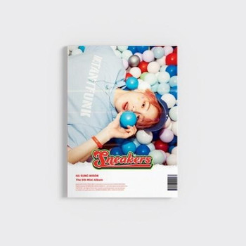 HA SUNG WOON - 5th Mini [Sneakers] Easy Ver. + Poster