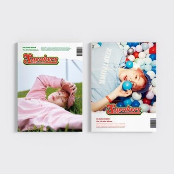 HA SUNG WOON - 5th Mini [Sneakers] 2 Set Ver. + Poster