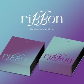 BAMBAM - 1st Mini Album [riBBon] 2 Set Ver.