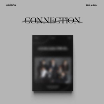 UP10TION - Vol.2 [CONNECTION] Silhouette Ver. + Poster