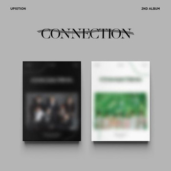 UP10TION - Vol.2 [CONNECTION] 2 Set Ver. + Poster