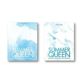 BRAVE GIRLS - 5th Mini [Summer Queen] Random Ver. + Poster
