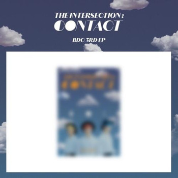 BDC - 3RD EP [THE INTERSECTION : CONTACT] PHOTO BOOK CONTACT Ver. + Poster