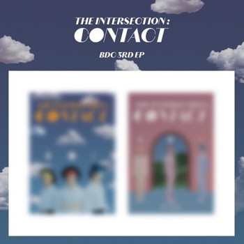 BDC - 3RD EP [THE INTERSECTION : CONTACT] PHOTO BOOK  2Set Ver. + Poster